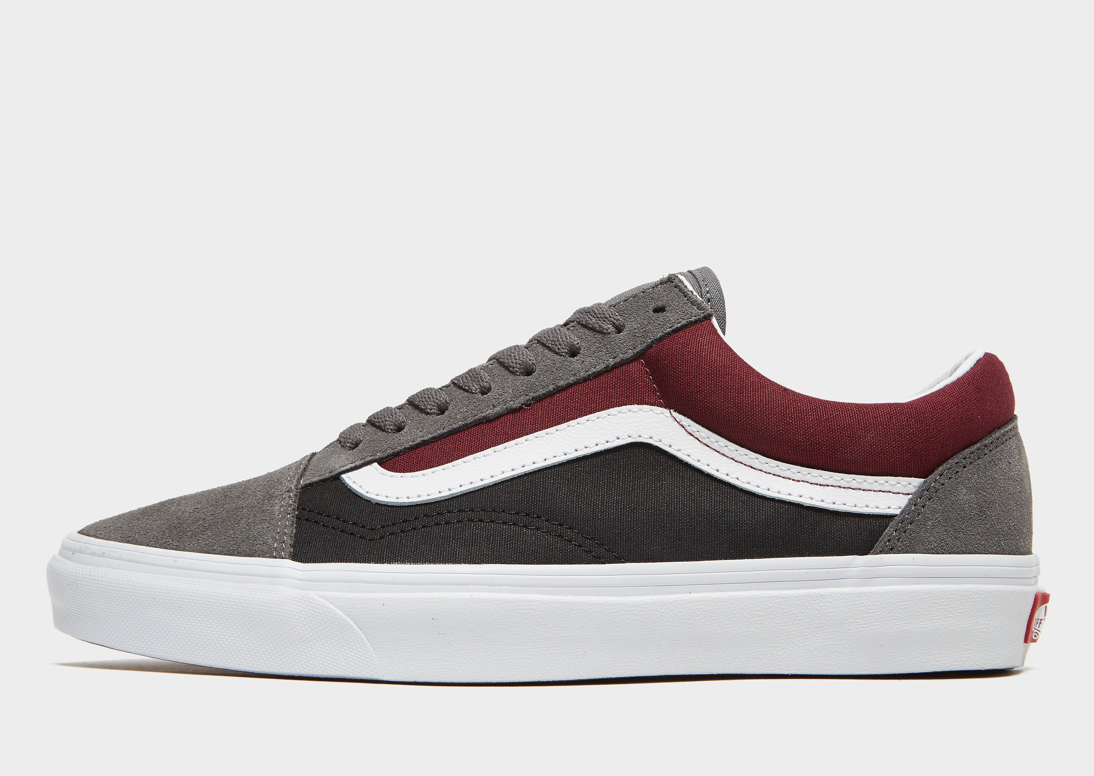 Vans Old Skool Herren - Only at JD - Grau - Mens, Grau