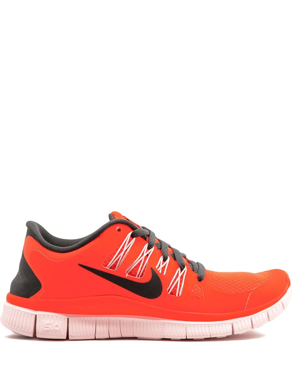 Nike Free 5.0+ Sneaker Herren Schwarz, Rot online kaufen